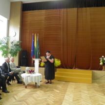 Aukštadvario seniūnės Jadvygos Dzenciavičienės sveikinimas